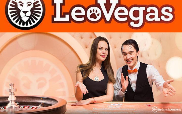 Leo Vegas Casino in the UK