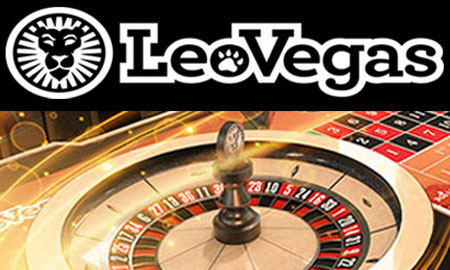 LeoVegas software by NetEnt