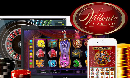 Villento Microgaming Roulette software